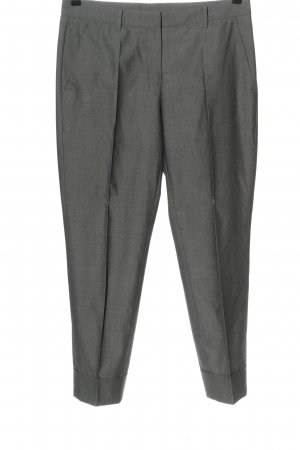 Cambio Suit Trouser light grey flecked casual look
