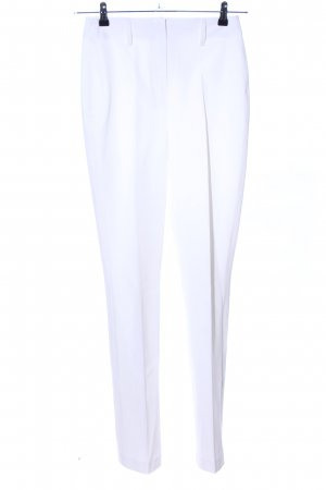 Cambio Suit Trouser white business style