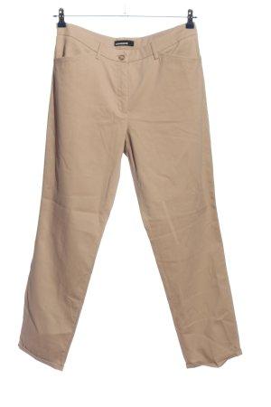 Cambio Baggy Pants braun Business-Look