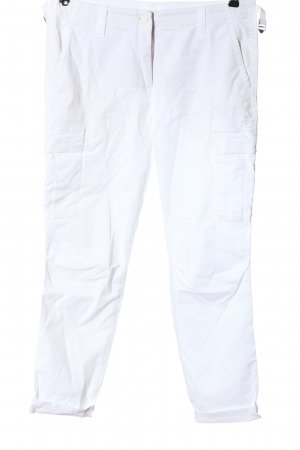 Cambio Baggy Pants white casual look