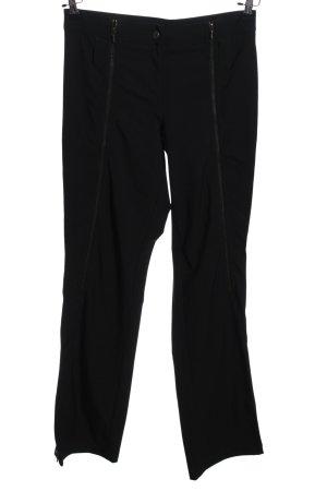 Cambio Baggy Pants schwarz Casual-Look