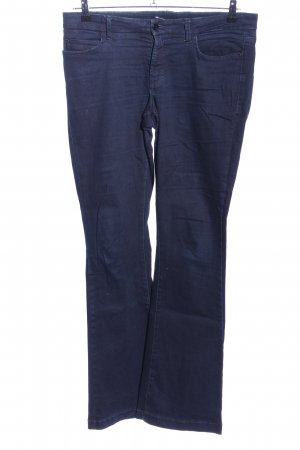 Cambio Boot Cut Jeans blue casual look
