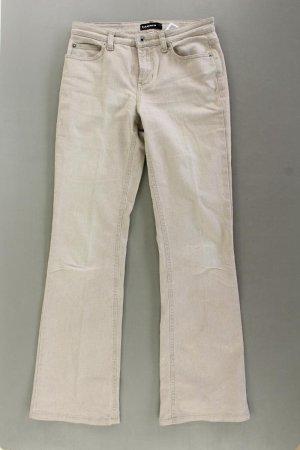 Cambio Boot Cut Jeans multicolored cotton