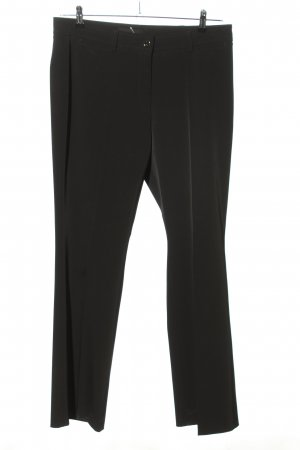 Cambio Pleated Trousers black casual look