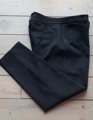 Cambio Pantalón de pinza negro Lana