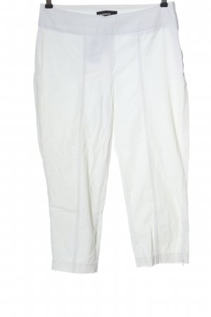 Cambio Capris white casual look
