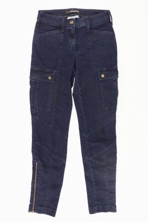 Cambio Cargo Jeans Größe 32 blau