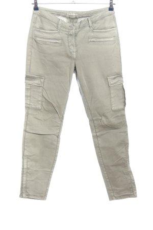 Cambio Pantalone cargo bianco sporco stile casual