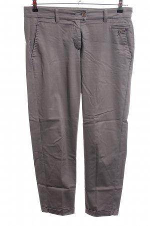 Cambio Pantalon chinos gris clair style décontracté