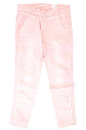 Cambio Chinohose Größe 38 pink aus Baumwolle