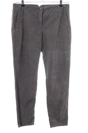Cambio Pantalón de pana gris claro look casual