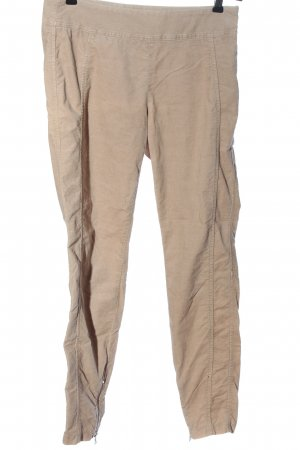 Cambio Corduroy Trousers nude casual look