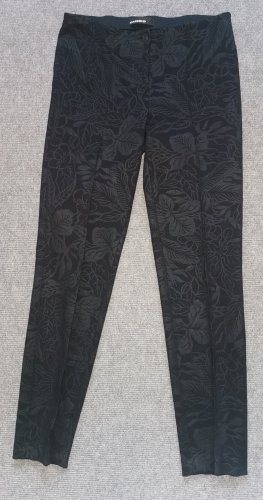Cambio Spodnie ze stretchu czarny