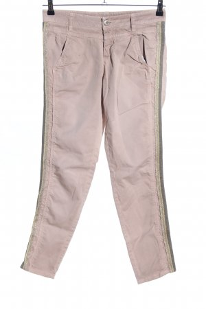 Cambio Five-Pocket-Hose wollweiß Casual-Look