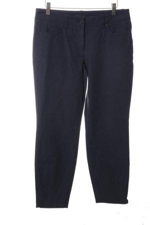 Cambio Pantalon cinq poches noir style décontracté