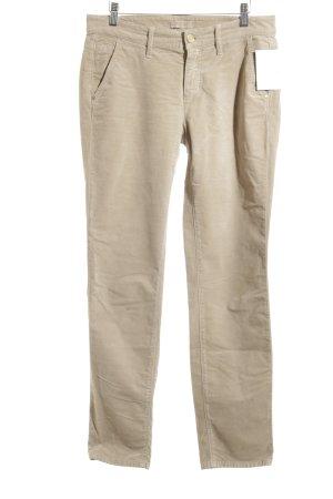 Cambio Five-Pocket-Hose camel Casual-Look
