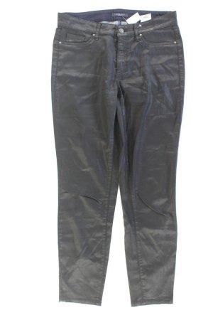 Cambio Pantalon cinq poches noir coton