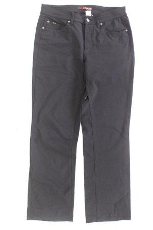 Cambio Pantalon cinq poches noir polyamide