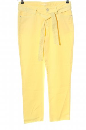 Cambio High Waist Trousers primrose casual look