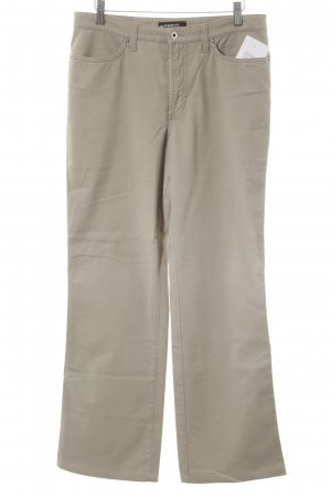 Cambio High-Waist Hose beige Casual-Look