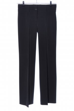 Cambio High-Waist Hose schwarz Business-Look