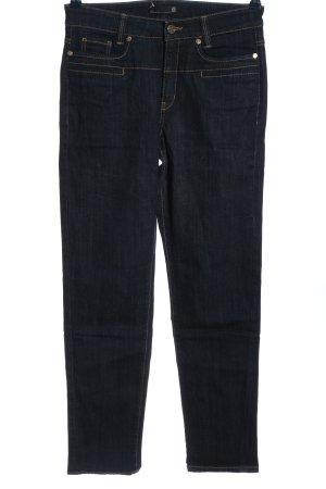 Cambio Jeans taille haute bleu style décontracté
