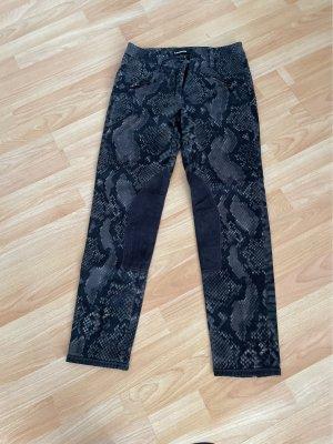 Cambio Pantalone da cavallo nero-talpa