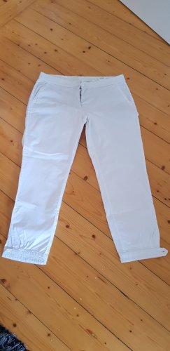 Cambio Pantalone Capri bianco