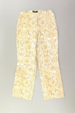 Cambio Trousers gold-colored polyamide