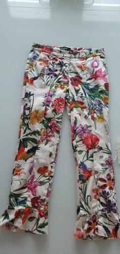Cambio Jersey Pants multicolored cotton