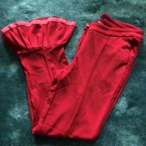 Cambio 3/4 Length Trousers bordeaux