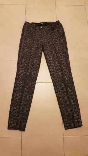 Cambio Peg Top Trousers multicolored spandex