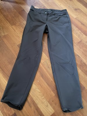 Cambio 7/8 Length Trousers taupe