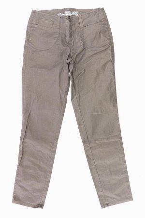Cambio Hose Größe 38 braun aus Baumwolle