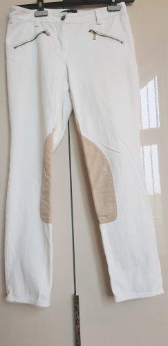 Cambio Riding Trousers white-natural white