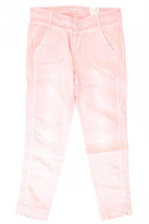 Cambio Trousers light pink-pink-pink-neon pink cotton