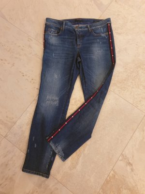 Cambio Low Rise jeans blauw
