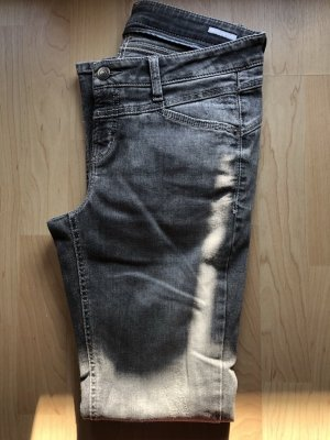 Cambio Slim Jeans multicolored