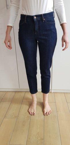 Cambio 7/8 Length Jeans dark blue