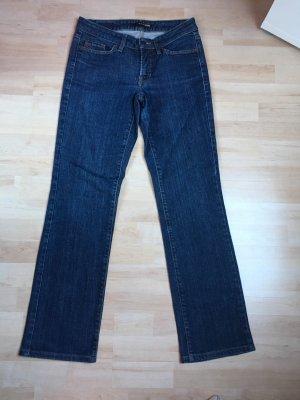 Cambio Jeans vita bassa blu