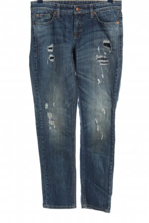 Cambio Jeans 7/8 Length Jeans blue casual look
