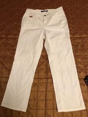 Cambio Jeans 7/8 blanc