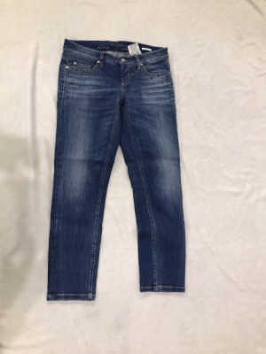 Cambio 7/8 Length Jeans blue