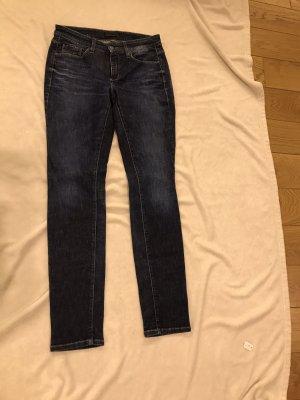 Cambio Straight Leg Jeans blue