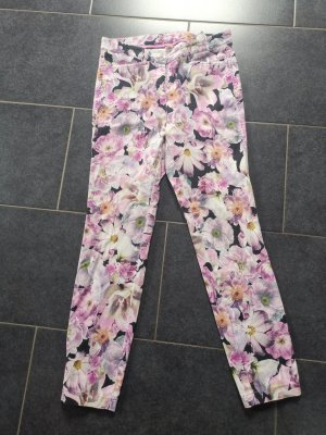 Cambio Jeans Jeansy ze stretchu magenta-fioletowy