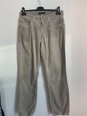 Cambio Corduroy Trousers beige-light brown