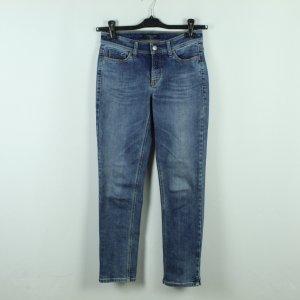 Cambio Jeans Jeansy rurki błękitny Bawełna