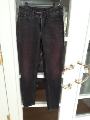 Cambio Jeans Gr. 36  dunkelrot