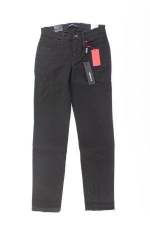 Cambio Jeans noir coton