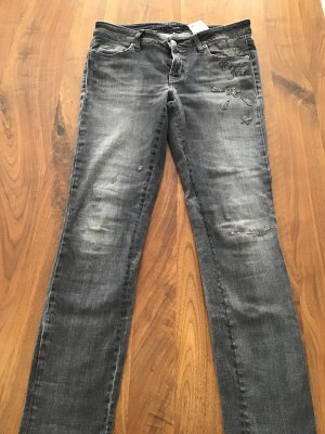 Cambio Jeans Jeans stretch gris